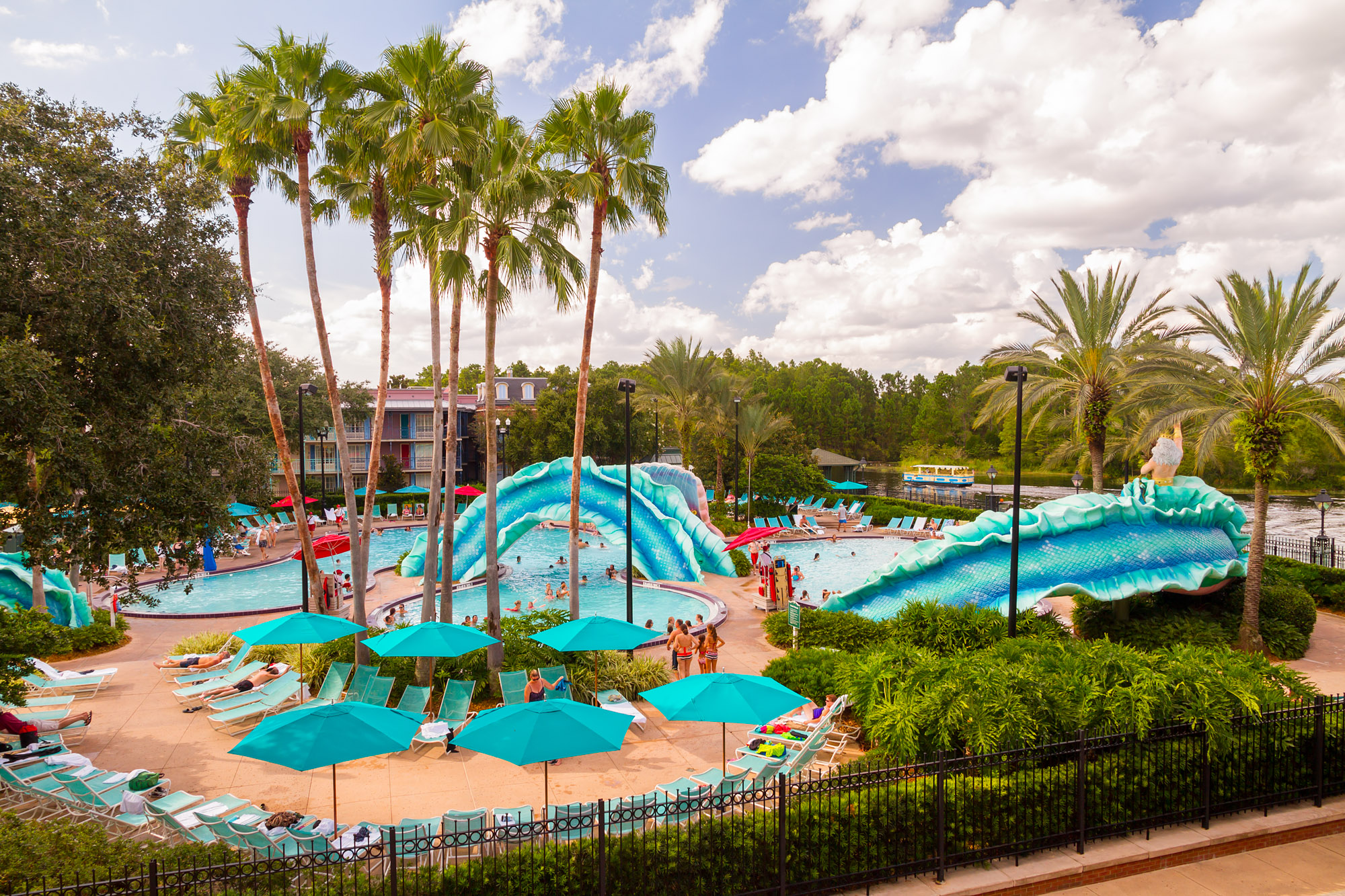 Top Ten Reasons For Choosing To Stay At Disney S Port