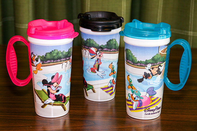 Port Orleans Refillable Mugs - Rapid Fill