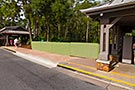 Port Orleans Riverside, South Depot Bus Stop Construction Work (Aug 2015)