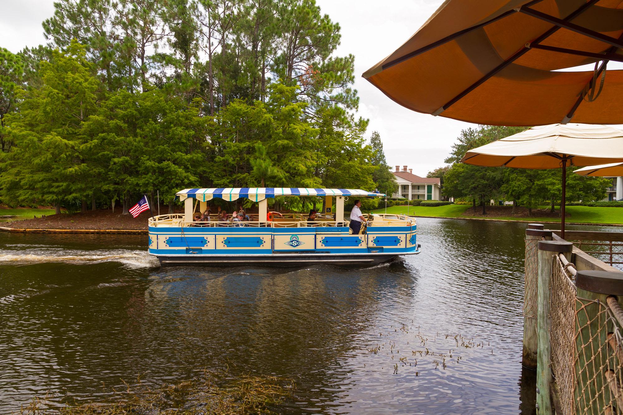 Sassagoula River Cruise Photo Gallery