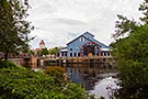 "Port Orleans Riverside, ""Sassagoula Steamboat Company"" main building"