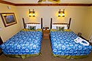 Port Orleans Riverside, Alligator Bayou Guest Room