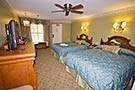 Port Orleans Riverside, Magnolia Bend Refurbished Room (building 85)