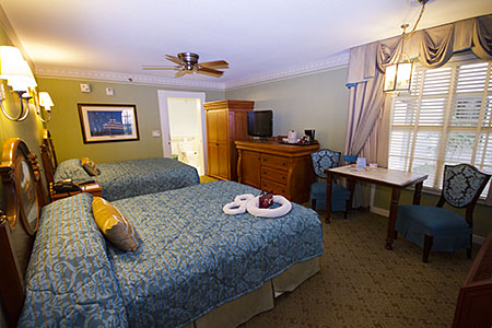 Magnolia Bend Accessible Room