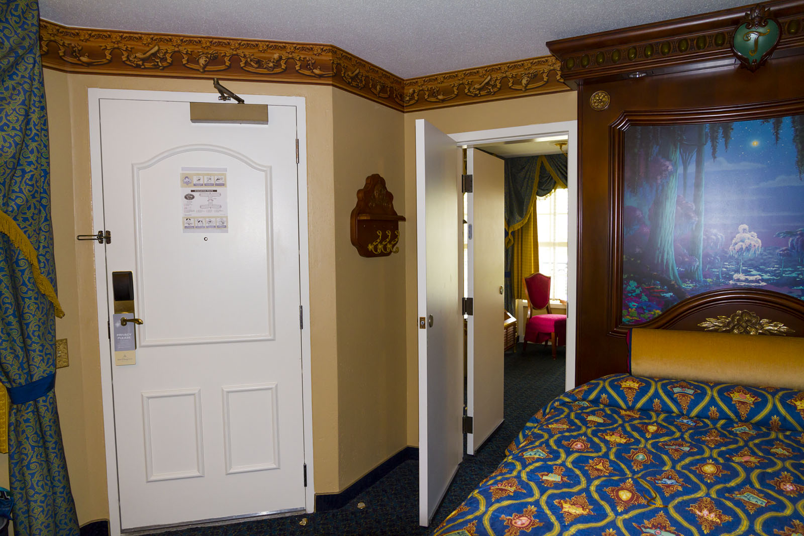 Rooms: Port Orleans Riverside Royal Guest Rooms Photo Gallery
