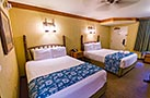 Port Orleans Riverside, Wheelchair Accessible Guest Rooms (with Shower)