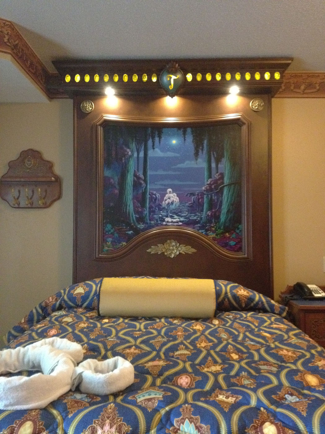 Port Orleans Riverside Royal Guest Rooms In The Magnolia Bend Mansion Buildings