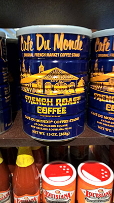 Café Du Monde: French Roast Coffee, $14.95