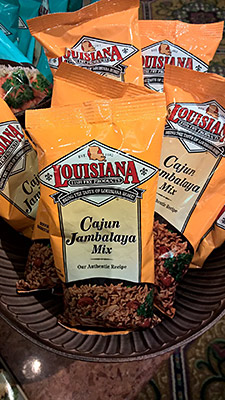 Louisiana Fish Fry Products: Cajun Jambalaya Mix, $3.49
