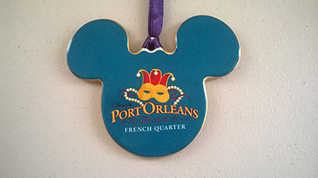 Port Orleans French Quarter Ornament, $14.95