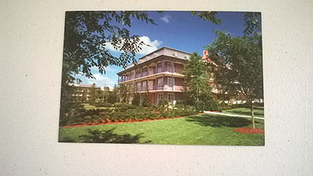 Port Orleans French Quarter Post Card, $0.95