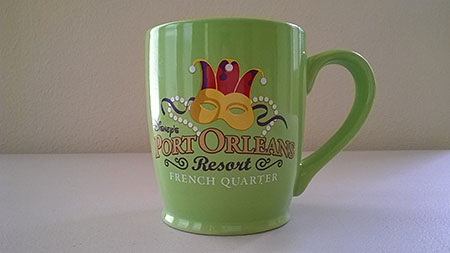 Port Orleans French Quarter Coffee Mug, $14.95