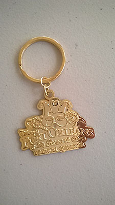 Port Orleans French Quarter Key Chain, $9.95