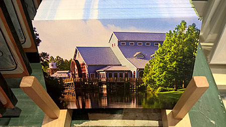 Port Orleans Riverside Post Card, $0.95