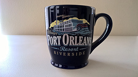 Port Orleans Riverside Coffee Mug, $14.95