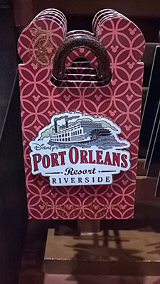 Port Orleans Riverside Pin Badge, $8.95