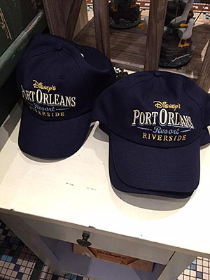 Port Orleans Riverside Baseball Cap, $19.95