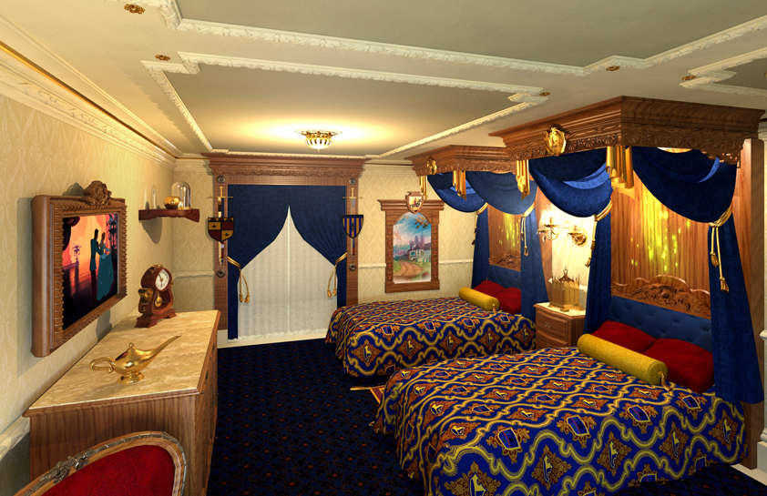 Official 39 Royal Rooms 39 Coming To Port Orleans Riverside PortOrle